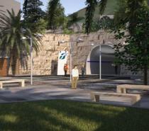 Presentato il progetto della nuova stazione sotterranea di Cefalù
