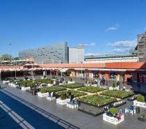 L'orto urbano nella stazione di Roma Tiburtina raddoppia