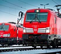 Siemens fornirà 8 Vectron DC a DB Schenker per i servizi in Italia