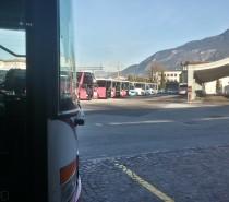 Trenta milioni di euro per il rinnovo della flotta bus di Trentino Trasporti