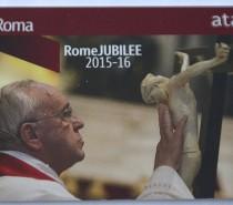 Su bus, tram e metro di Roma con la JubileeCard