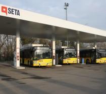 Seta prima azienda di tpl in Europa a dotarsi di distributore di metano a tecnologia criogenica