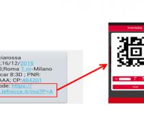 Codice QR via sms per accedere in stazione a Roma e Milano