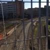 Primo chilometro di raddoppio della linea FAL Bari-Matera