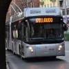 In collaudo i nuovi filobus BredaMenarini di Roma