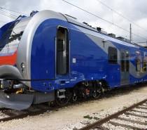 Consegnato a Benevento il primo treno Alfa 2 di EAV