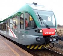 In servizio tre nuovi GTW ATR125 di Trenord sulle linee intorno a Pavia