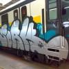 Condannati a 6 mesi di reclusione due writers sorpresi ad imbrattare treni