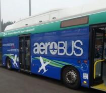 Nuova livrea per gli Aerobus di Venezia