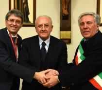Siglato il protocollo tra Regione Campania e RFI per il ripristino della ferrovia Benevento–Pietrelcina