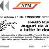 A Milano l'8 marzo biglietto speciale ATM per la festa delle Donne