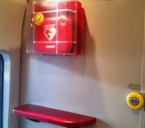 NTV installa defibrillatori a bordo dei treni Italo