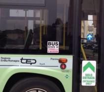 Tornelli sui bus anche a Parma