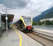 Accordo STA-RFI per il potenziamento della ferrovia della Val Venosta