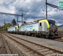 BLS Cargo presenta le prime locomotive Vectron multisistema