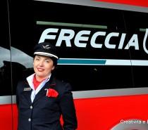 Con FrecciaLink l'Alta Velocità di Trenitalia arriva a Siena, Perugia, L'Aquila, Matera, Potenza