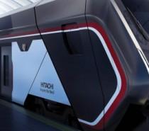 """Hitachi svela """"Caravaggio"""", il nuovo treno regionale per Trenitalia"""