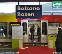 Consegnati a Bolzano i primi tre Flirt tritensione per l'Alto Adige