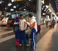 """Sulle nevi di Lombardia con """"Discovery train"""" di Trenord"""