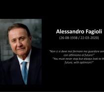 Lutto in Fagioli SpA: morto il Presidente Alessandro Fagioli