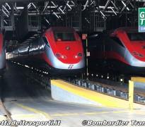 Nuovo contratto Bombardier – Trenitalia per i servizi logistici integrati