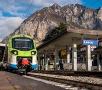 Arrivano i Donizetti di Trenord in Valtellina