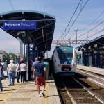 La fermata Bologna Mazzini - Foto Roberto Amori