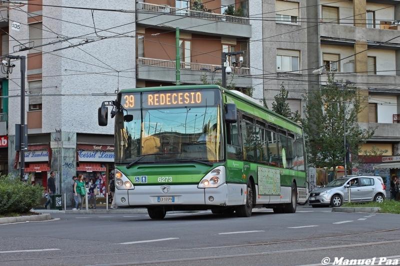 Citelis ATM Milano - Foto Manuel Paa
