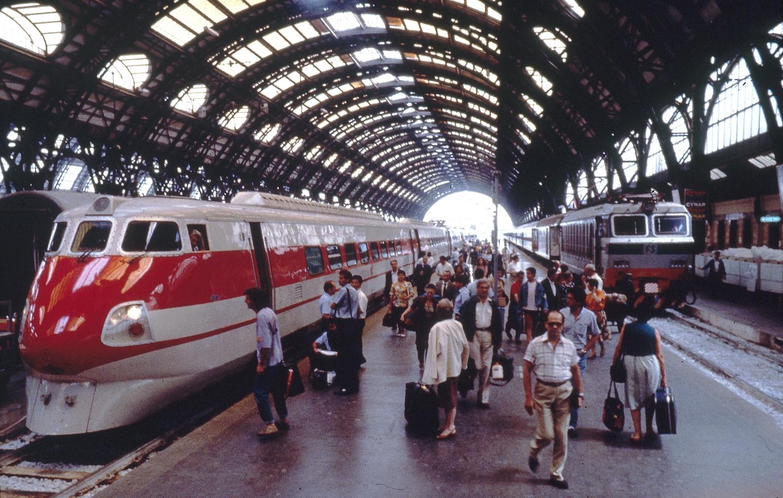 Foto Archivio Alstom