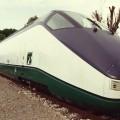 La motrice E404.000 - Foto Sandro Baldi (da Wikipedia)