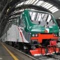 Locomotiva E464 Trenord - Foto Daniele Barrella