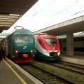 Un regionale della Fl3 per Cesano in sosta a Roma Ostiense - Foto Giovanni Giglio