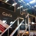 Il convoglio Gavia durante gli interventi di Restyling - Foto Trenord