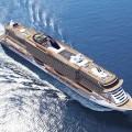 La nuova nave da Crociera Seaside - Foto da progetto