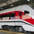 Il treno Atr365 Caf per la Regione Sardegna - Foto Caf