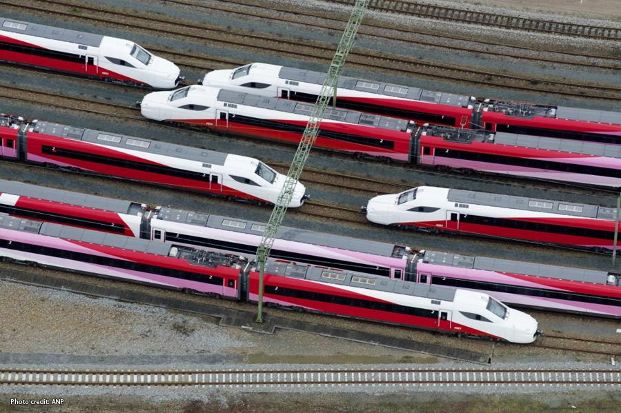 I treni Fyra V250 AnsaldoBreda