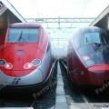 Frecciarossa e Italo, avversari nella liberalizzazione dell'Alta Velocità - Foto David Campione