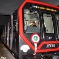 Leonardo, il nuovo treno della metropolitana di Milano - Foto Manuel Paa