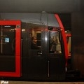 Il nuovo treno Leonardo visto di profilo - Foto Manuel Paa