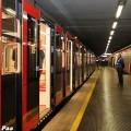 Il treno Leonardo in stazione a Sesto FS - Foto Manuel Paa