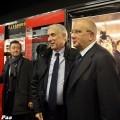 Il Sindaco di Milano, Giuliano Pisapia e il presidente di ATM, Bruno Rota - Foto Manuel Paa