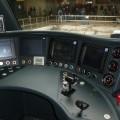 Il banco di guida dell'Atr220 - Foto Giuseppe Mondelli
