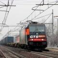 Convoglio merci di GTS - Foto Manuel Paa