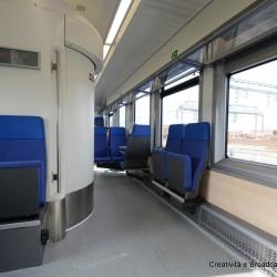 Area destinata ai passeggeri con mobilita ridotta - Foto Gruppo Ferrovie dello Stato Italiane