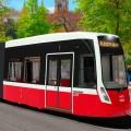 Rendering del nuovo tram Flexity di Vienna - Foto Bombardier
