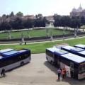 I nuovi mezzi di Busitalia Veneto presentati a Padova - Foto Gruppo FS Italiane