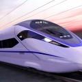 Il treno ad Alta Velocità CRH380D di Bombardier per il mercato cinese - Foto Bombardier