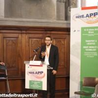 L'assessore alla Mobilità del Comune di Milano Pierfrancesco Maran - Foto Manuel Paa