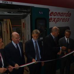 Soprano, Elia, Del Rio e Zingaretti inaugurano il Jazz Leonardo Express - Foto Giuseppe Mondelli