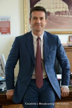 Orazio Iacono, direttore divisione regionale Trenitalia - Foto Gruppo FS Italiane